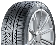 Шины Continental Continental Winter Contact TS-850P SUV 2017 Made in Germany (275/40R20) 106V